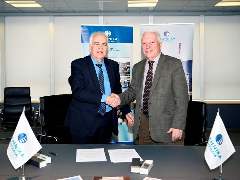 Μνημόνιο Συνεργασίας του Ομίλου ΕΛΠΕ με το Πανεπιστήμιο Δυτικής Αττικής
