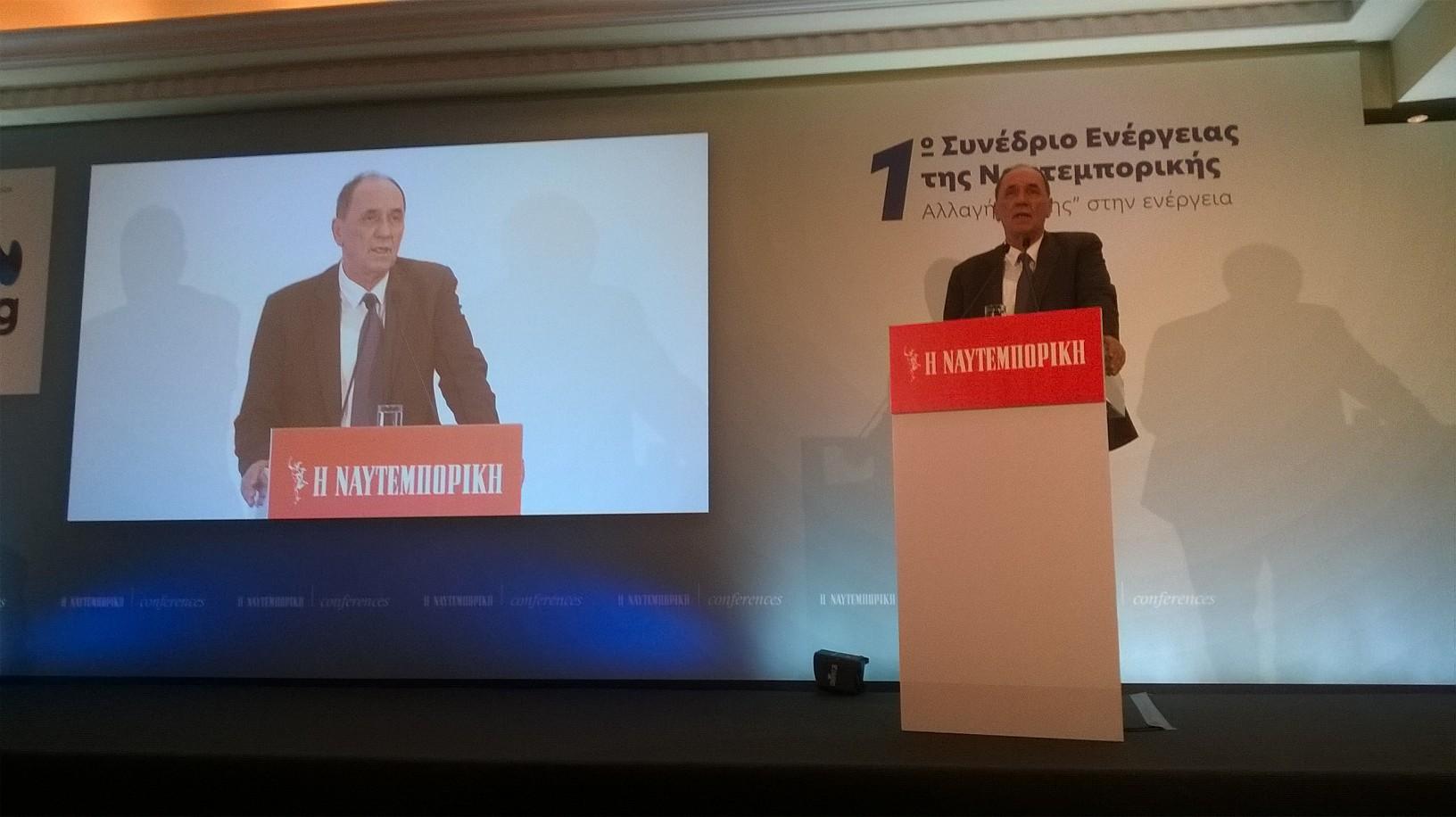 Γ. Σταθάκης: «Επενδύσεις 32 δισ. ευρώ στην ενέργεια έως το 2020»