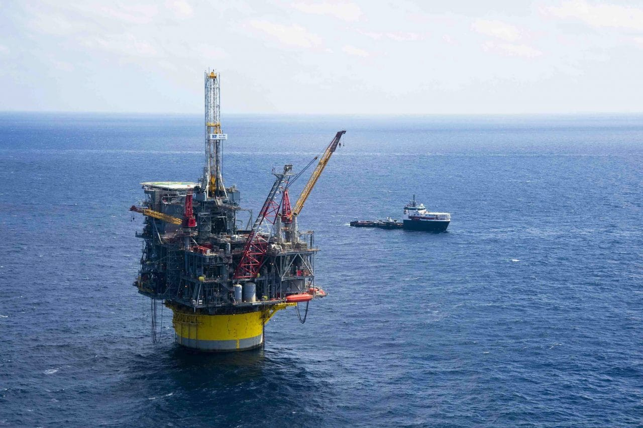 Ξεκινά γεωτρήσεις στη Μαύρη Θάλασσα η Shell
