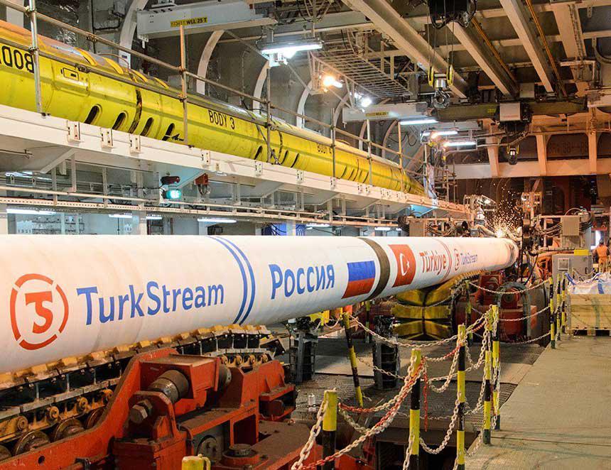 Σχεδιάζει φυσικό αγωγό στο πλαίσιο του TurkStream η Σερβία