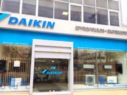 Daikin Blue Dealers