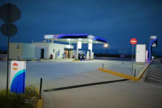 CNG Thessaly: Στη Λάρισα το πρώτο της πρατήριο υγρών καυσίμων και φυσικού αερίου