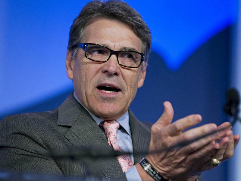 Παραιτείται ο υπουργός Ενέργειας των ΗΠΑ;