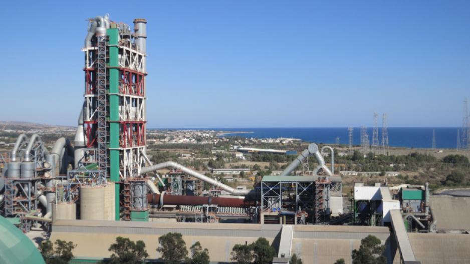 Κύπρος: Το ενεργειακό κόστος μείωσε τα κέρδη της Τσιμεντοποιίας Βασιλικού