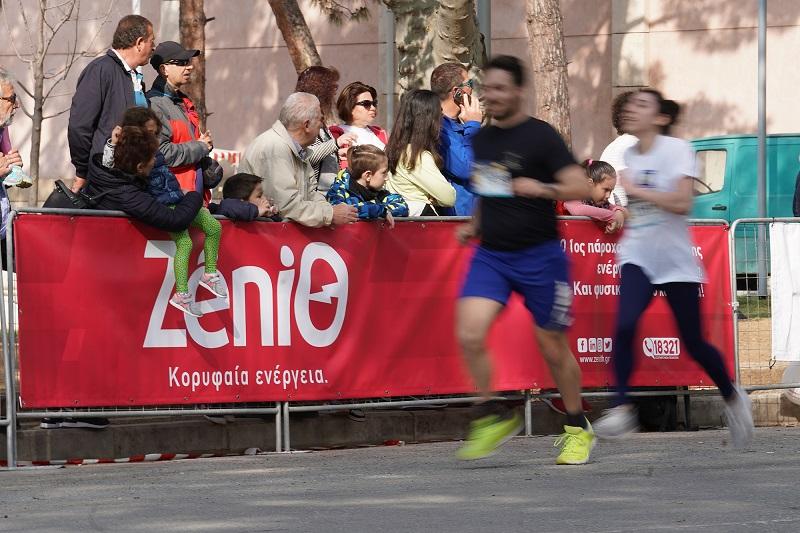 Η ZeniΘ στήριξε ως Κύριος Χορηγός τον 14ο Διεθνή Μαραθώνιο «Μέγας Αλέξανδρος»