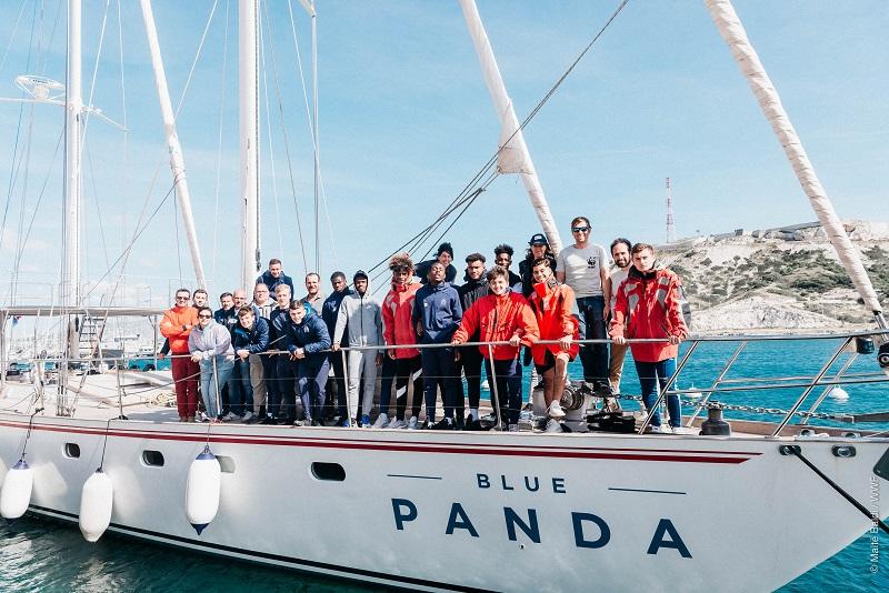 Το καράβι του WWF ξεκίνησε το πρώτο ταξίδι του στη Μεσόγειο & την Ελλάδα