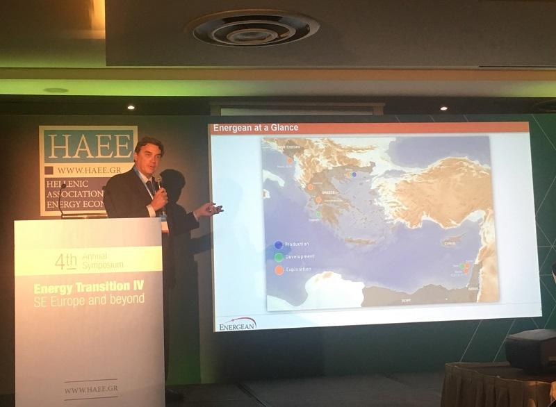 Δ. Γόντικας: Η μετάβαση της Energean στο φυσικό αέριο ενισχύει την βιώσιμη ανάπτυξη