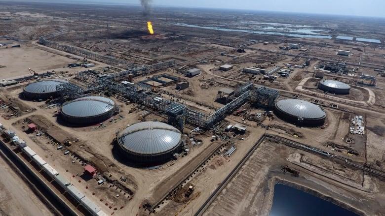 Βαγδάτη: Ζητά την άμεση επιστροφή του ξένου προσωπικού της Exxon Mobil