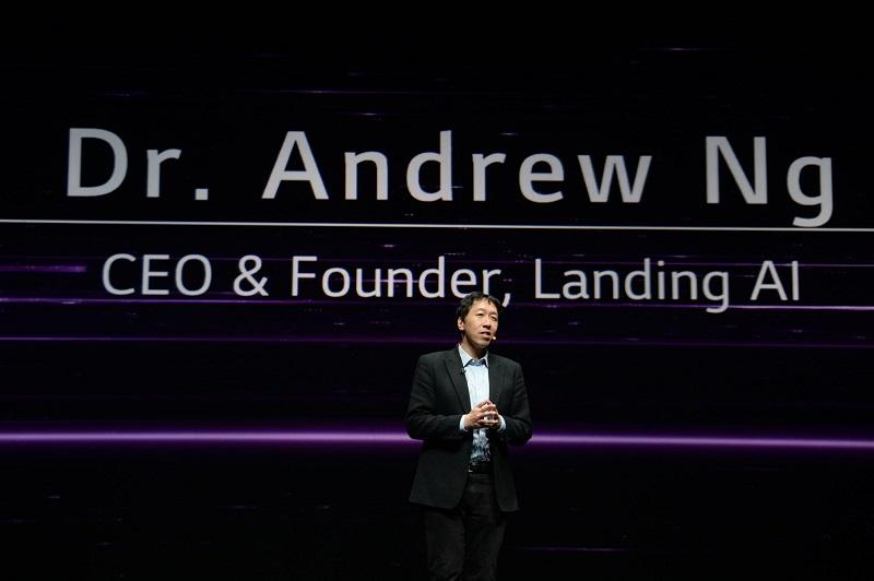 Η LG και η Landing AI ενώνουν τις δυνάμεις τους φέρνοντας νέες εξελίξεις στην τεχνητή νοημοσύνη