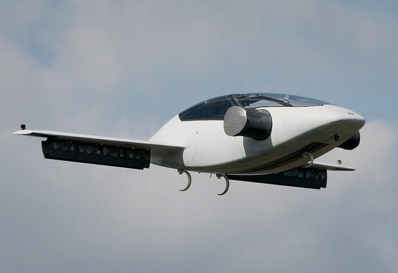 Ήρθε το πρώτο ιπτάμενο ηλεκτρικό ταξί κάθετης απογείωσης