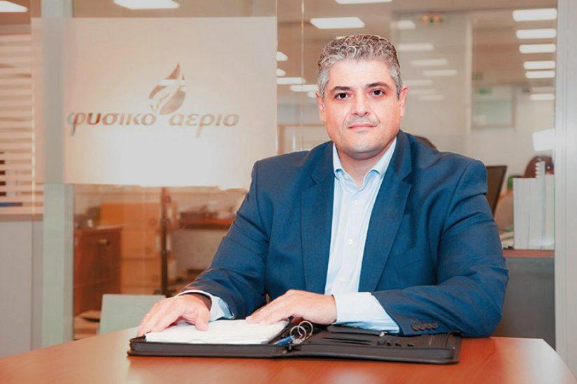 Γ.Μητρόπουλος: Αθέμιτος ο ανταγωνισμός στην αγορά ενέργειας