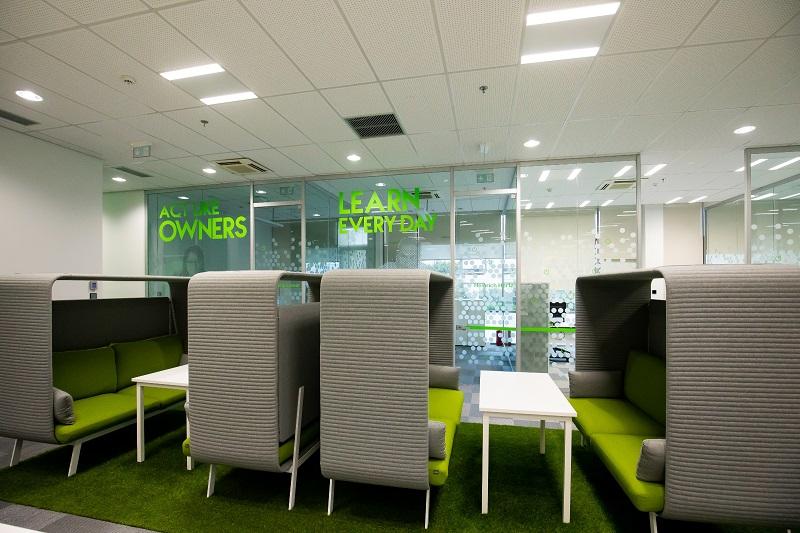 Η Schneider Electric επενδύει σε ένα καινοτόμο περιβάλλον εργασίας
