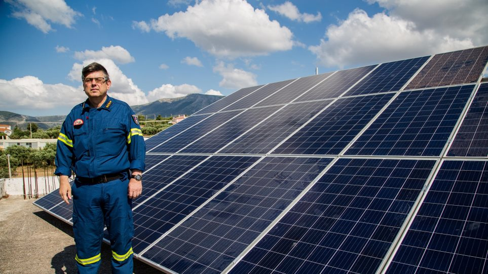 Greenpeace: Καθαρή ενέργεια για την αντιμετώπιση της κλιματικής κρίσης
