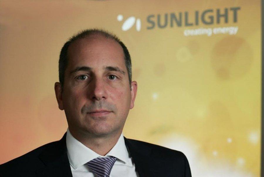 Β. Μπίλλης (Sunlight): Η Ελλάδα μπορεί να γίνει πόλος προσέλκυσης επενδύσεων