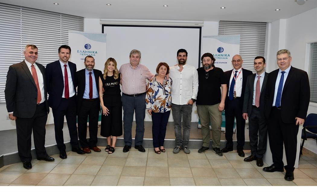 Ελληνικά Πετρέλαια: Πλήρης εξαγορά της Blue Circle Engineering