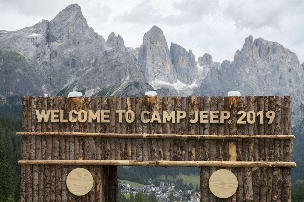 Ξεχώρισε για τον οικολογικό του χαρακτήρα το Camp Jeep