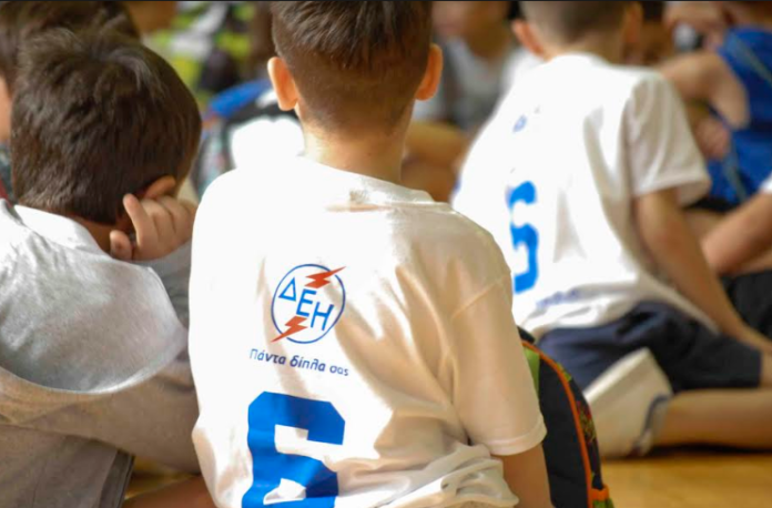 Με επιτυχία διεξήχθη το Σχολείο Καλαθοσφαίρισης στην Πτολεμαΐδα