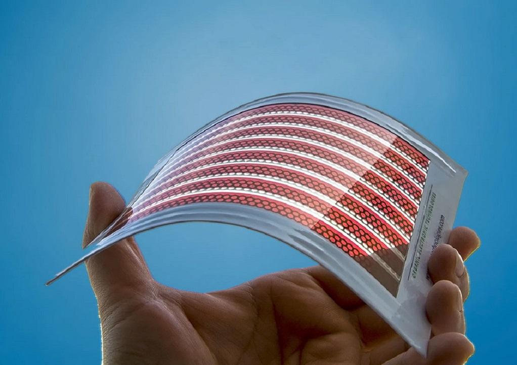Τυπωμένα εύκαμπτα φωτοβολταϊκά στις προσόψεις κτηρίων