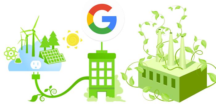 Δεύτερη συνεχόμενη χρονιά με 100% «πράσινη» ενέργεια η Google