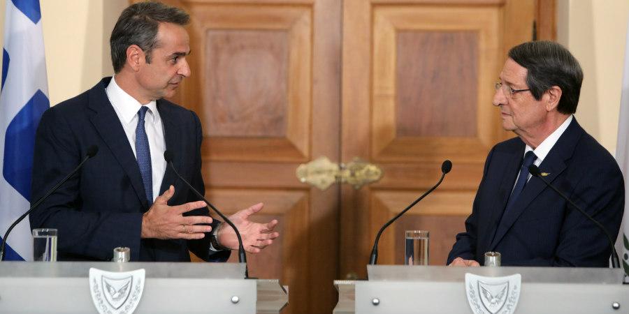 Κ. Μητσοτάκης: «Συνεχίζονται οι συντονισμένες ενέργειες κατά των τουρκικών προκλήσεων»