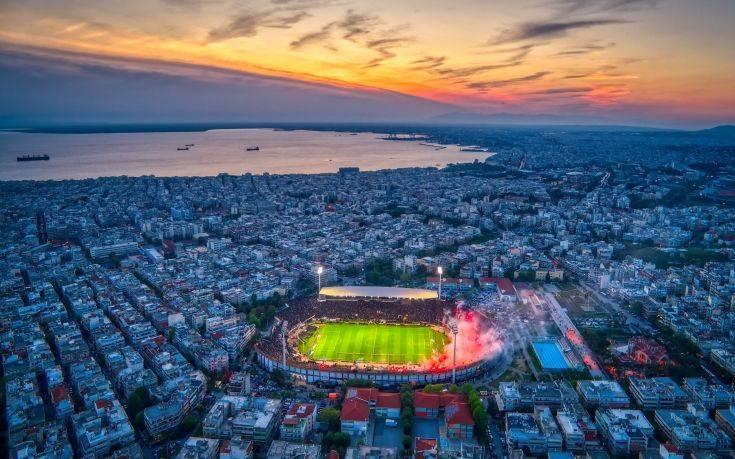 Προεγκρίθηκε το ειδικό χωροταξικό σχέδιο για το νέο γήπεδο του ΠΑΟΚ