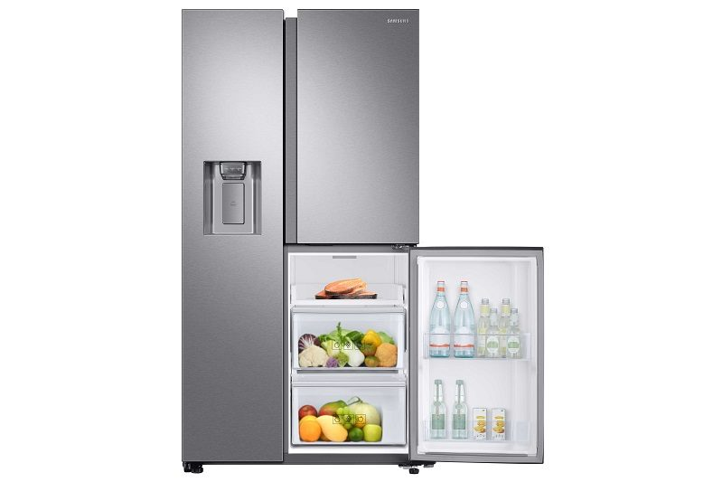 samsung_rs8000_front-right-lower-open-with-food_silver
