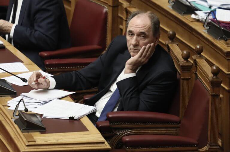 Έμεινε εκτός Βουλής ο Γιώργος Σταθάκης