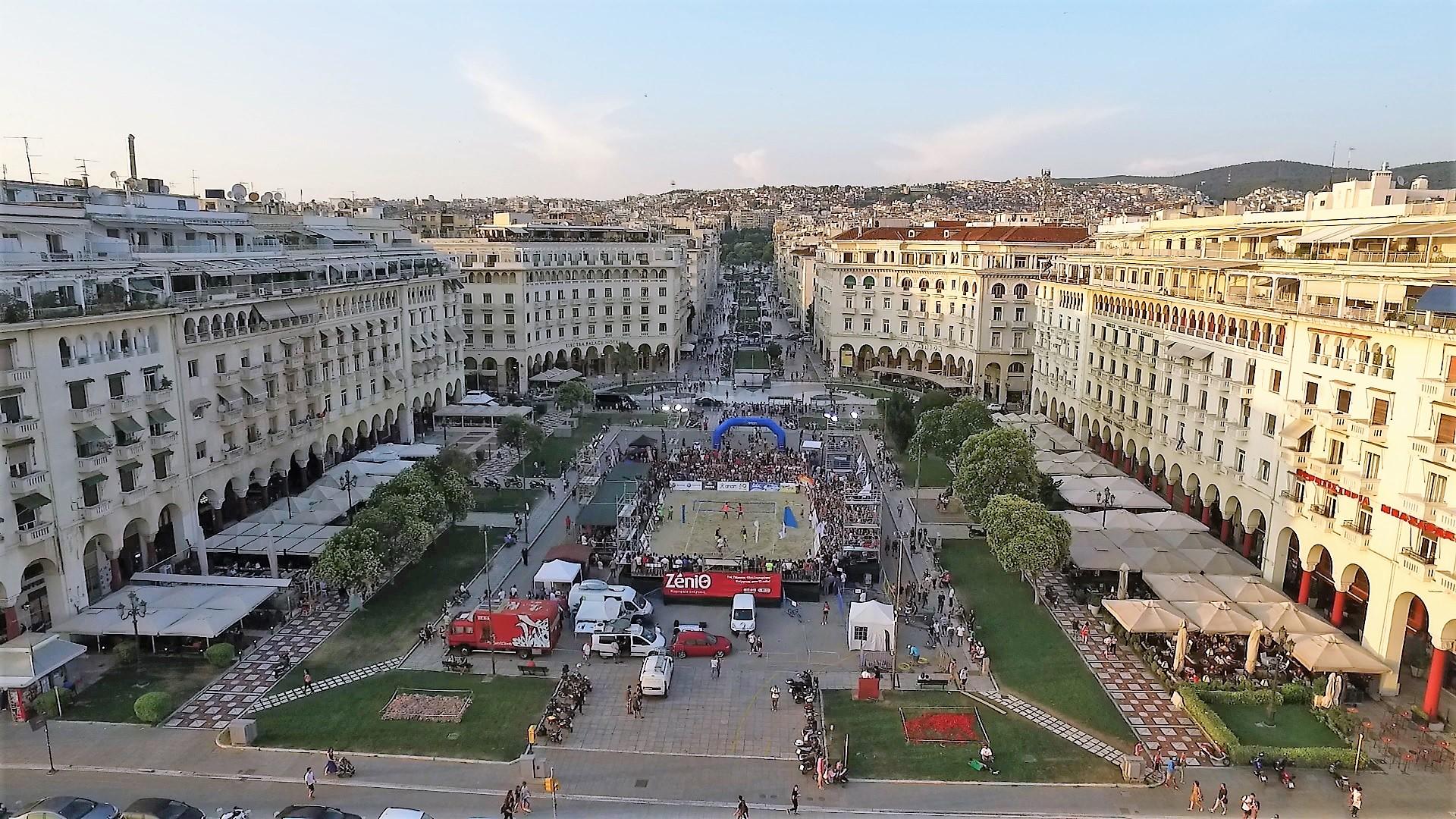 Η ΖeniΘ στηρίζει για 2η συνεχή χρονιά το Beach Volley – Thessaloniki Masters 2019