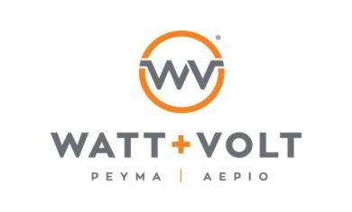 watt volt logo