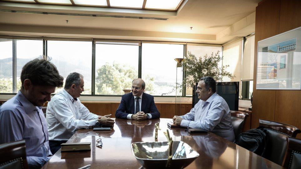 ΔΑΚΕ-ΓΕΝΟΠ: Θετικό το σχέδιο Χατζηδάκη για τη διάσωση της ΔΕΗ