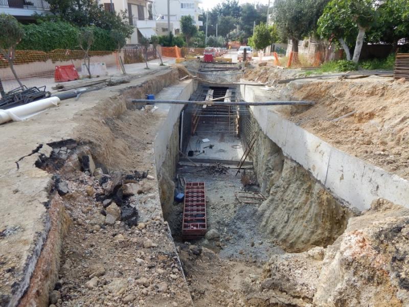 Ξεκινούν άμεσα αντιπλημμυρικά έργα στις πυρόπληκτες περιοχές της Εύβοιας