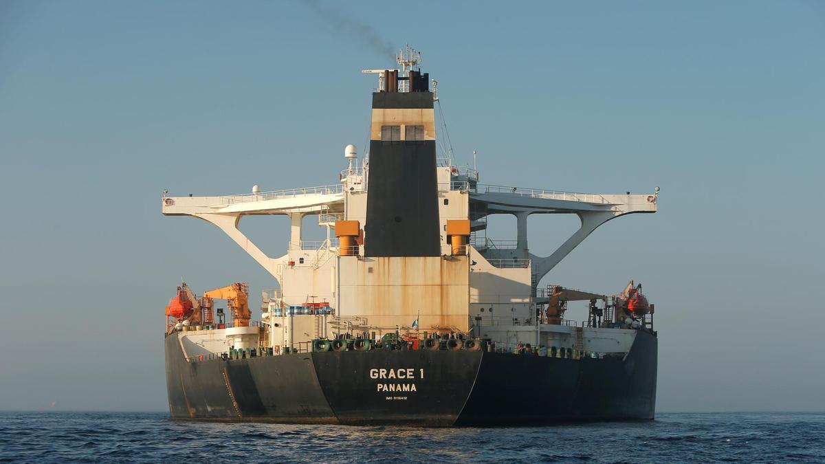 Αμερικάνικο «καμπανάκι» για το ιρανικό δεξαμενόπλοιο που οδεύει προς Καλαμάτα