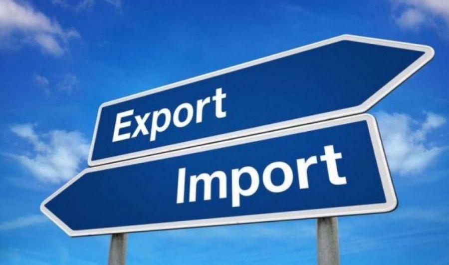 Μείωση εισαγωγών κι εξαγωγών τον Ιούνιο