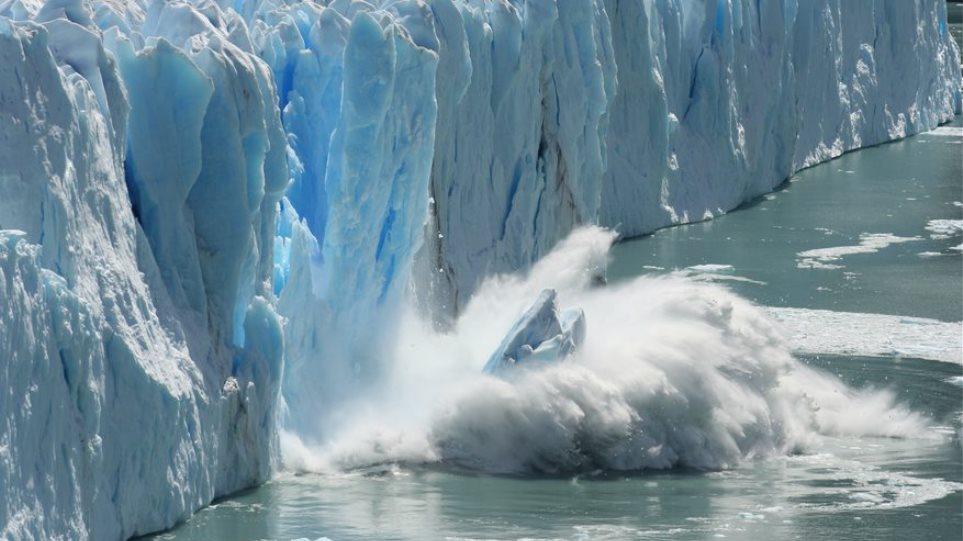 Ο ΟΗΕ προειδοποιεί για το λιώσιμο των πάγων στα βουνά