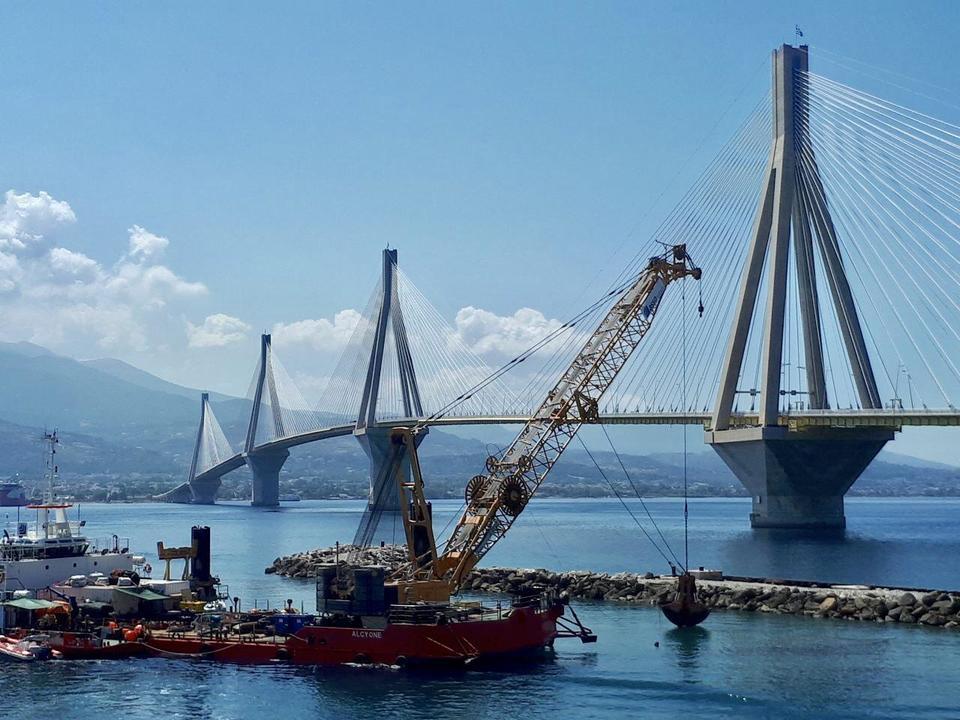 Σήμερα η εκδήλωση του ΑΔΜΗΕ για την πόντιση του υποβρύχιου καλωδίου 400 mV στο Ρίο – Αντίρριο