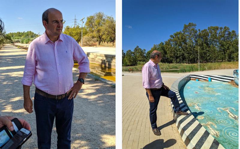 Κ. Χατζηδάκης: Άμεση και καθαρή λύση για το Πάρκο Τρίτση