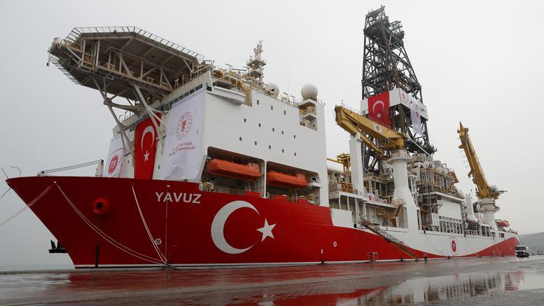 Κύπρος για παράνομη εισβολή Yavuz: «Η παρανομία δεν παράγει δίκαιο»