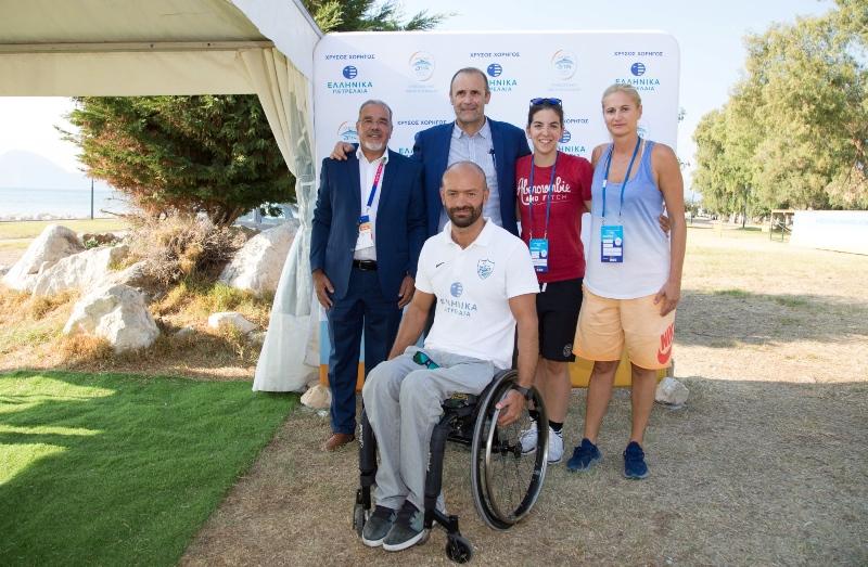 ΕΛΠΕ: Υπερήφανος Χρυσός Χορηγός  στους Μεσογειακούς Παράκτιους Αγώνες της Πάτρας