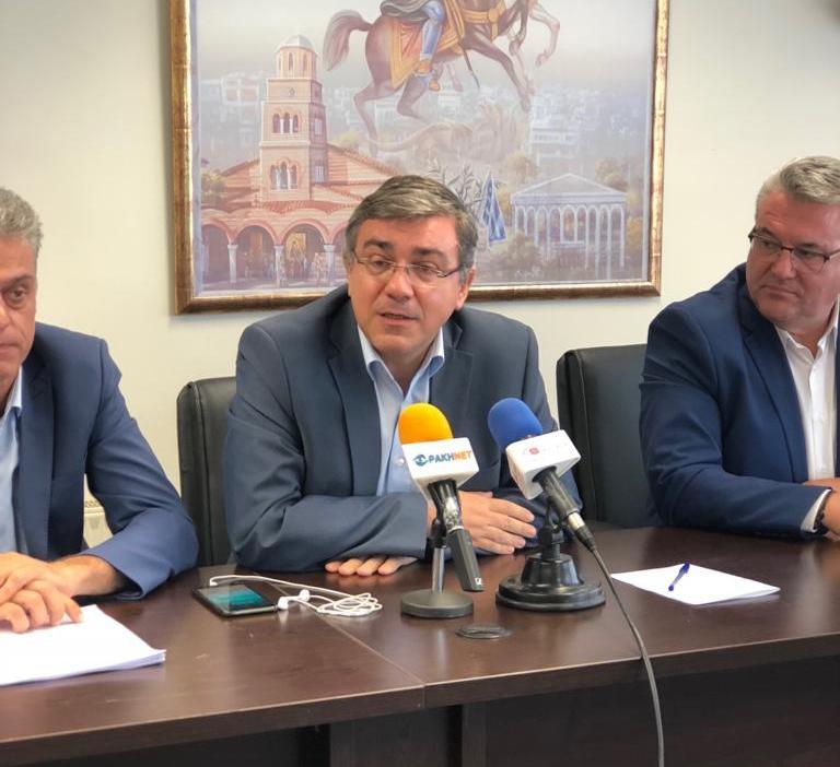 Σε Πελοπόννησο και Θράκη ο Γενικός Γραμματέας Συντονισμού Διαχείρισης Αποβλήτων Μανώλης Γραφάκος