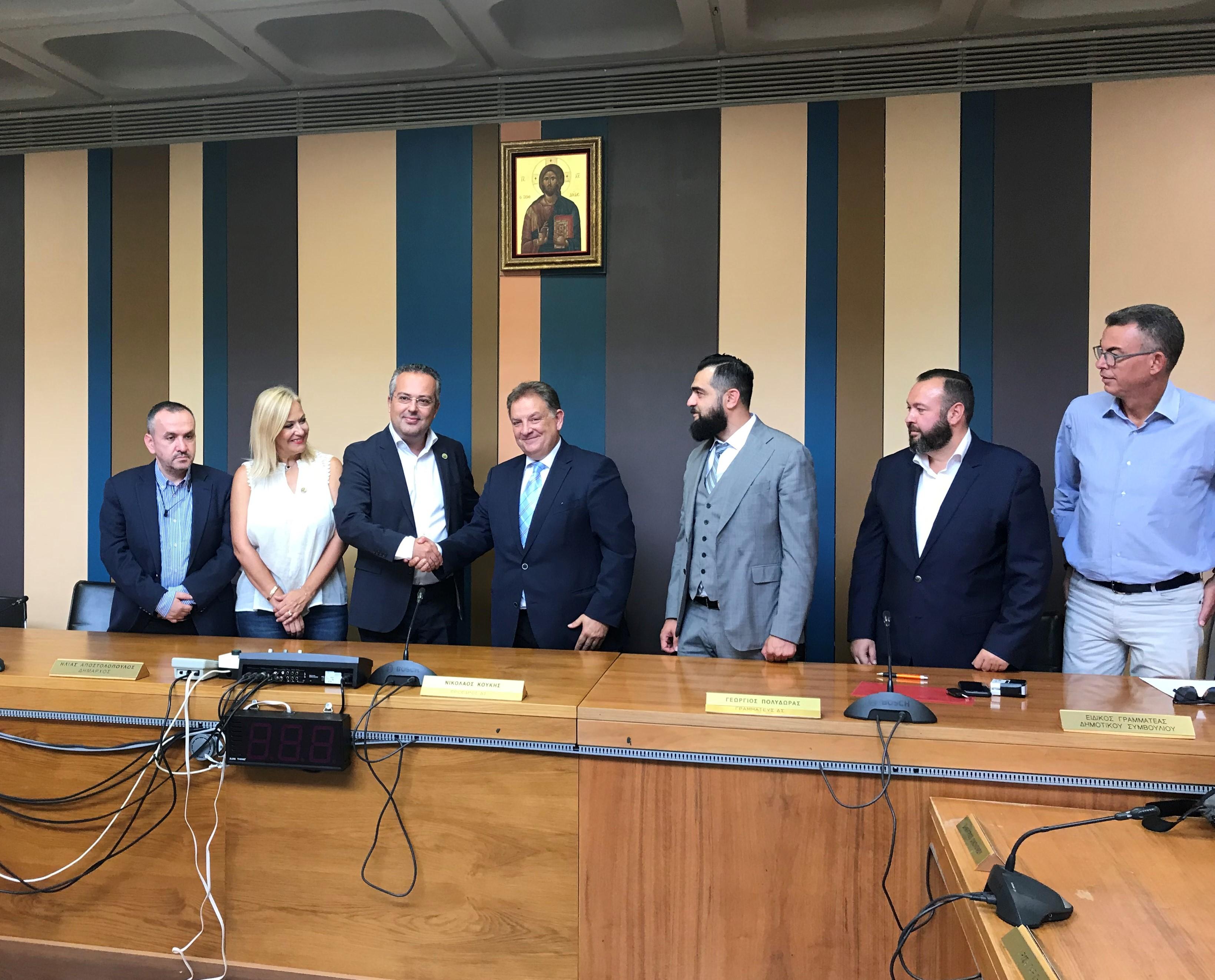 Η Intracom Telecom Εκσυγχρονίζει τον Δήμο Παπάγου–Χολαργού