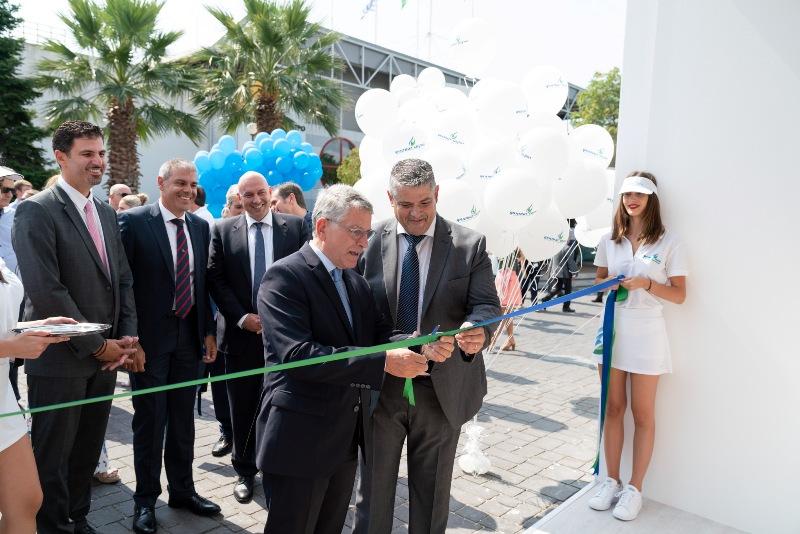 Σημαντικές παρουσίες στα εγκαίνια περιπτέρου του «Φυσικό Αέριο Ελληνική Εταιρεία Ενέργειας» στην 84η ΔΕΘ