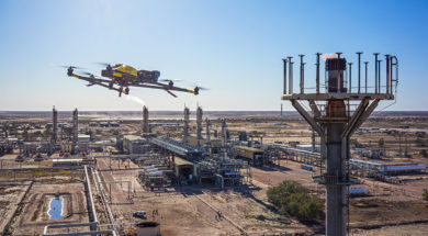 drone petroleum