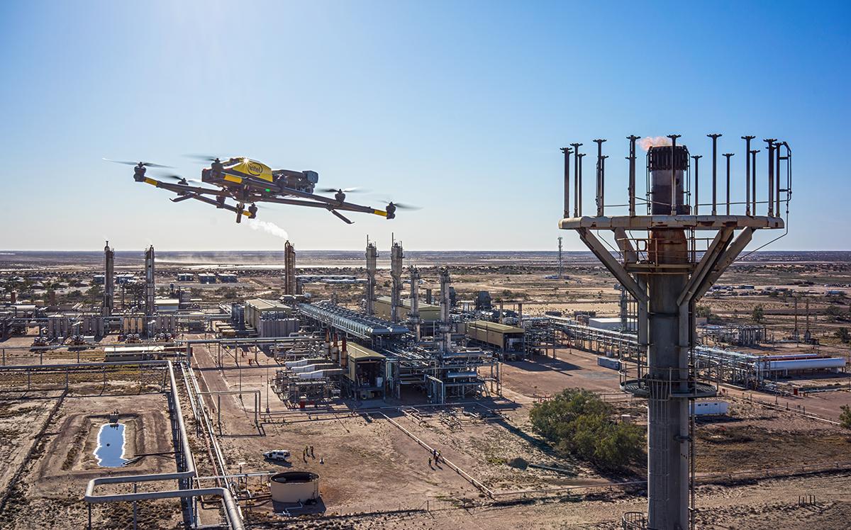 Σ. Αραβία: Επίθεση με drones σε εγκαταστάσεις της Aramco