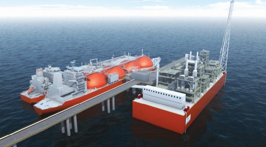 Στο τραπέζι πρόταση για χερσαίο σταθμό LNG στην Κρήτη