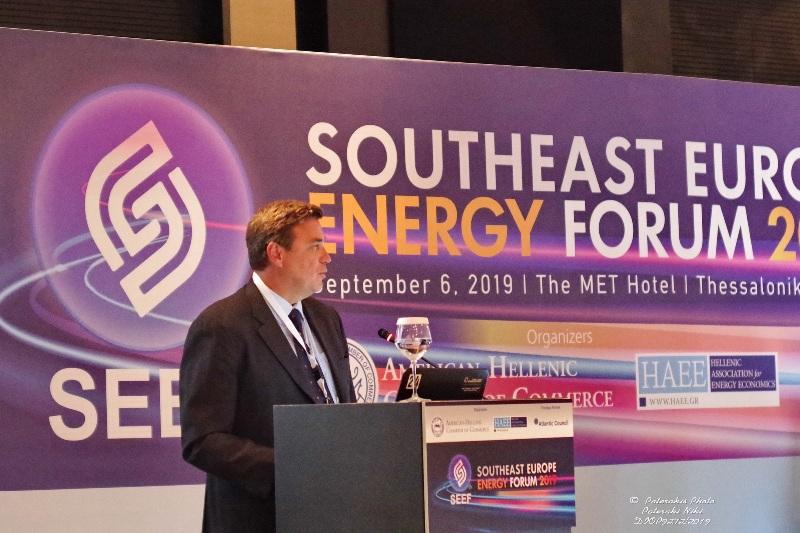 Δ. Γόντικας: Η ανάπτυξη της Energean ισχυροποιεί την ενεργειακή συνεργασία στη Μεσόγειο