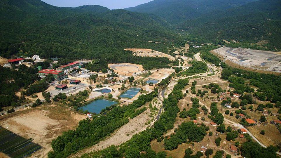 Η «Ελληνικός Χρυσός» λαμβάνει τις άδειες εγκατάστασης για τις Σκουριές και την Ολυμπιάδα