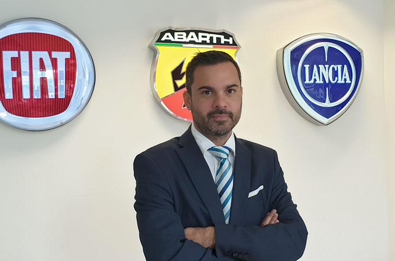 Ι.Κρομμύδας (FCA Greece): «Η FCA επενδύει στην ηλεκτροκίνηση»