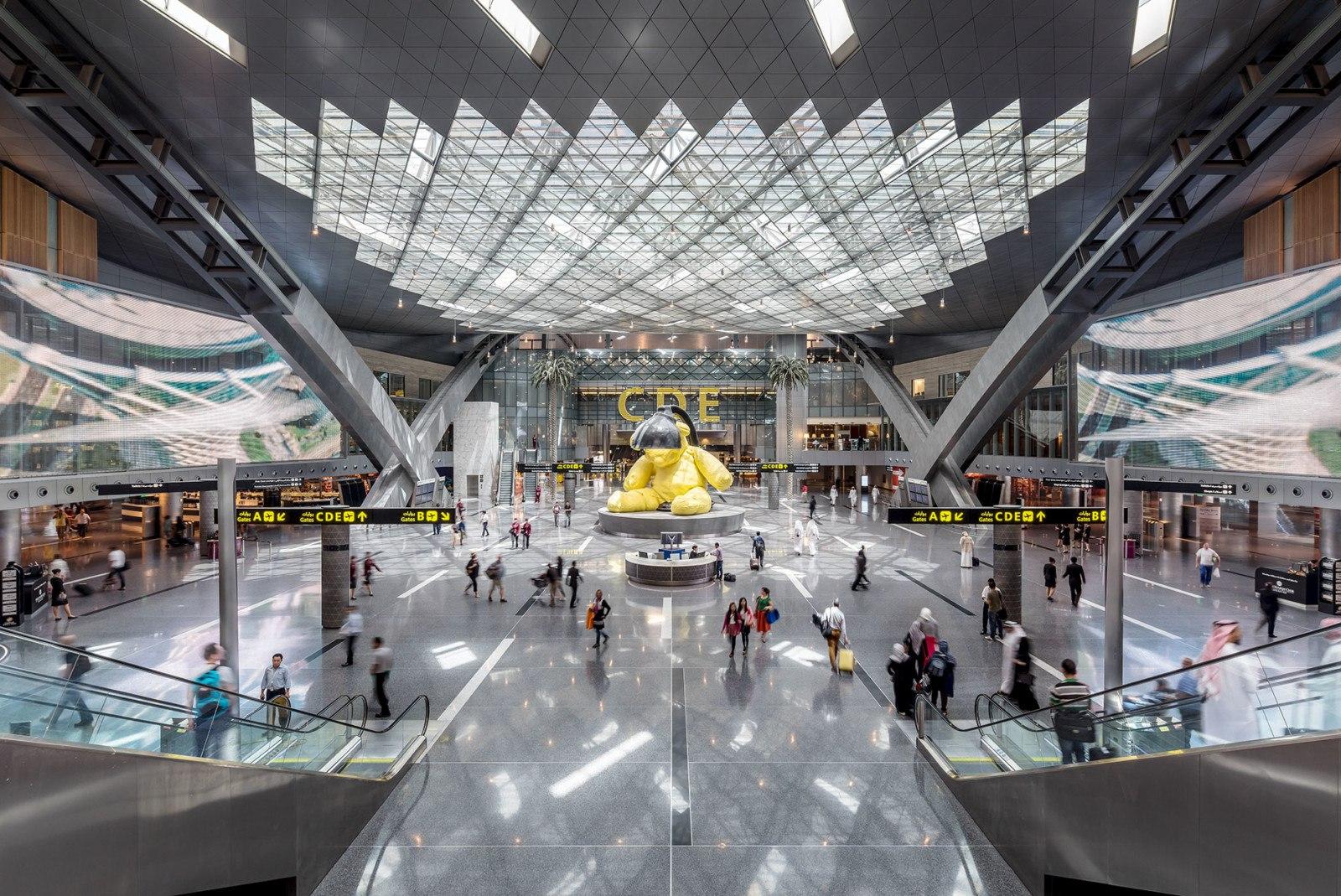 Στην ΑΚΤΩΡ για άλλα 6 χρόνια η Διαχείριση Εγκαταστάσεων του  Διεθνούς Αερολιμένα της Ντόχα