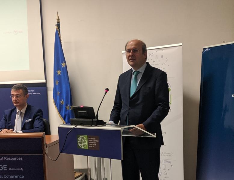 K. Χατζηδάκης: «Σήμερα δεν είναι μαζί μας η Ελλάδα της μοιρολατρίας, αλλά η Ελλάδα της καινοτομίας»