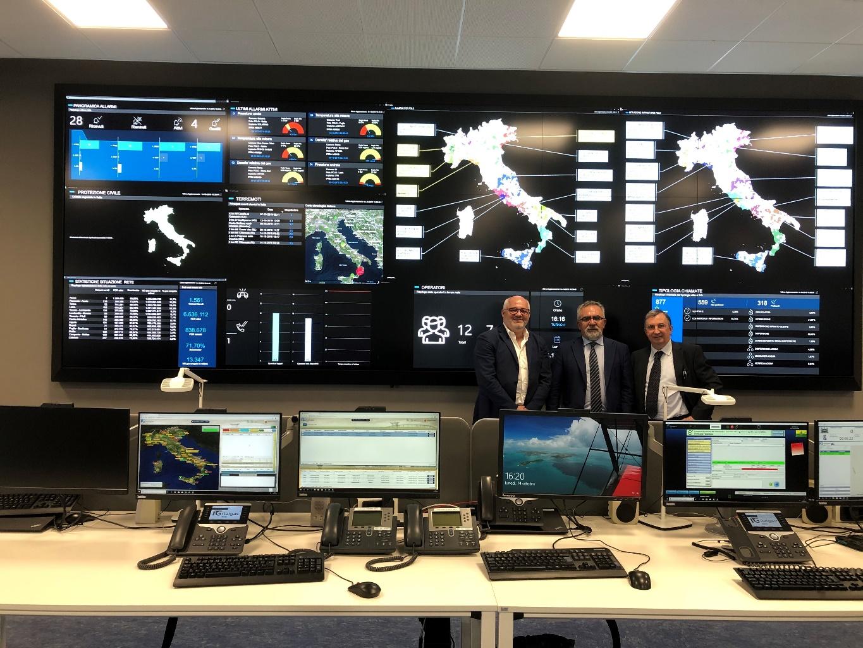 Συνάντηση Εργασίας Italgas και ΕΔΑ ΘΕΣΣ στην Ιταλία